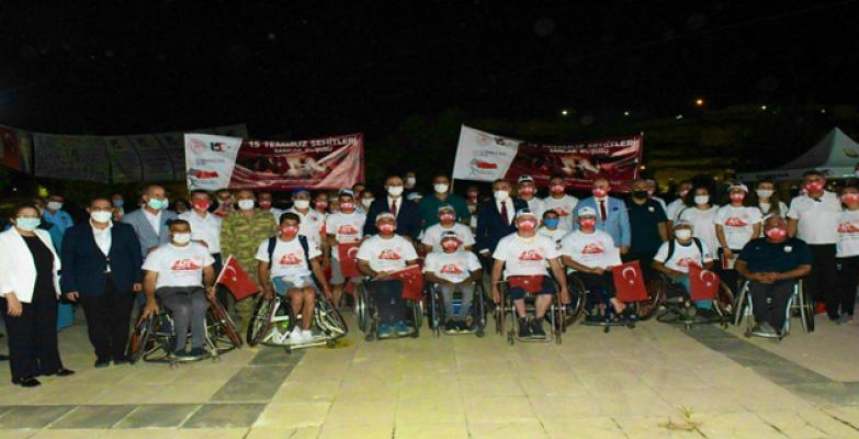 Urfa  4'üncü yılında demokrasiye sahip çıktı