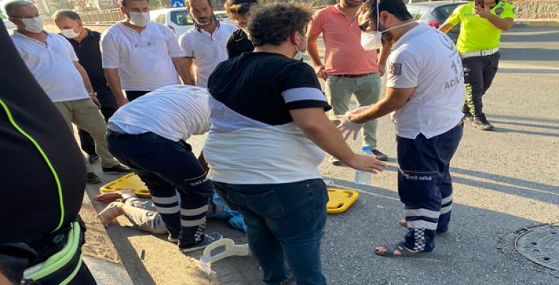 Haliliye'de trafik kazası, 1 ölü