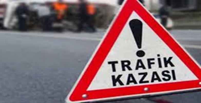 Urfa'da trafik kazası, 1 ölü