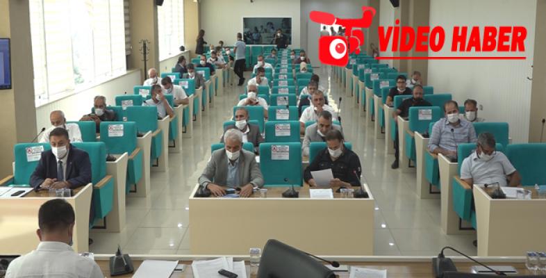 Büyükşehir Belediye Meclisi Eylül Ayı 2. Birleşim Toplantısını Yaptı