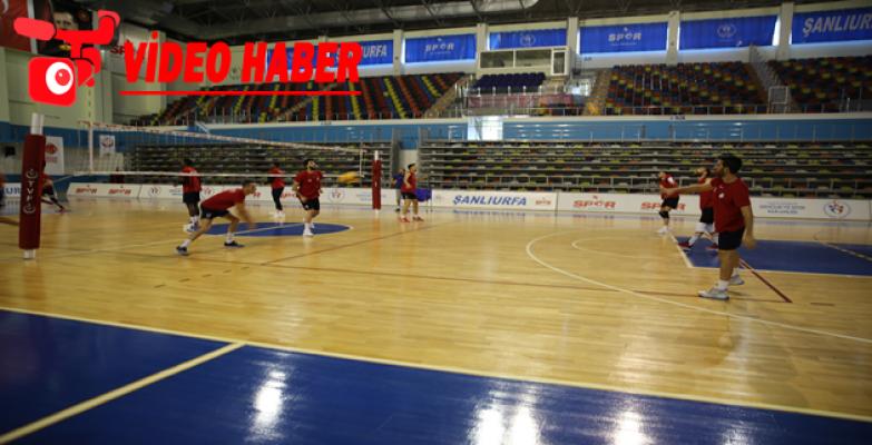 Haliliye Belediyespor'da Galatasaray Maçı Hazırlıkları