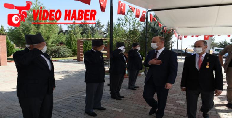 Şanlıurfa'da 19 Eylül Gaziler Günü