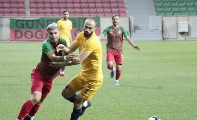Amed Spor- Şanlıurfaspor