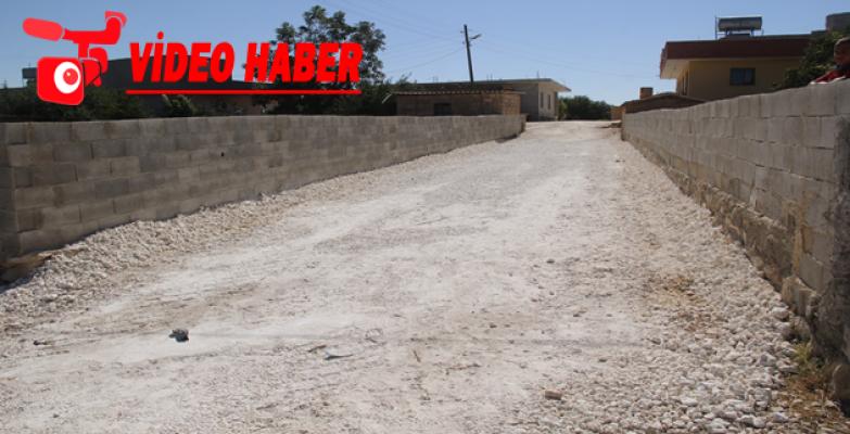 Eyyübiye Belediyesi Yol Yapımını Aralıksız Sürdürüyor