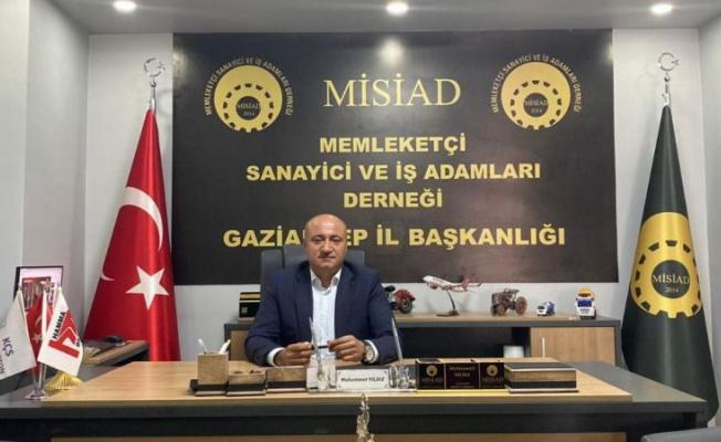 Gaziantep'e Urfalı başkan