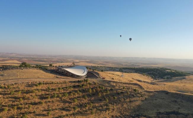Göbeklitepe'de Lisanslı Balon Uçuşları Başladı