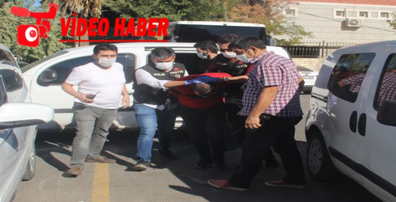 İşkence Yapan Zanlı Tutuklandı