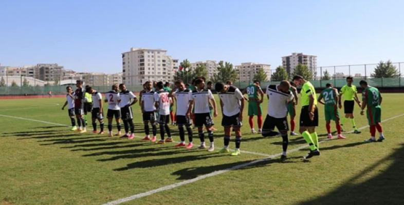 Karaköprü 0-7 Bayrampaşaspor