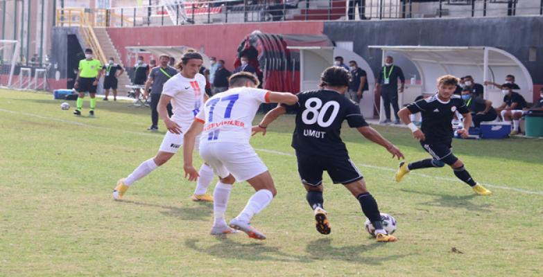 Karaköprü 1-0 Kestelspor