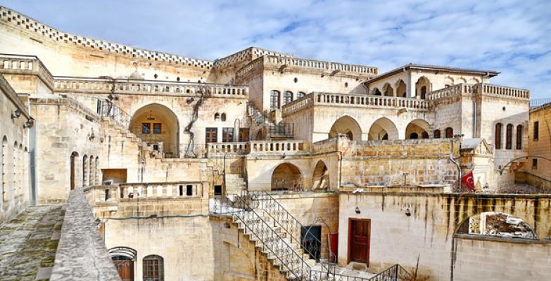 Restorasyonu Tamamlanan Balıklıgöl ve Urfa Kalesi Manzaralı Tarihi Urfa Evi, Misafirlerini Bekliyor