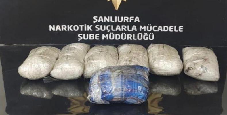 Şanlıurfa Polisinden Operasyon