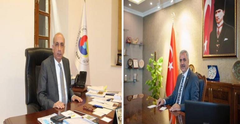 Şanlıurfa Ve Diyarbakır, Mersin-Gaziantep Demiryolu Projesi 2023 Yılı Öncesi Yatırım Programına Alınmalı