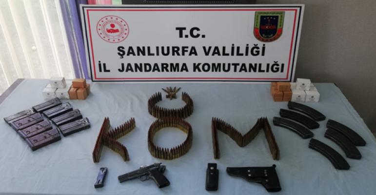 Silah kaçakçılarına Jandarma operasyonu