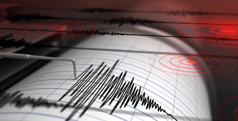 Virnaşehir'de deprem