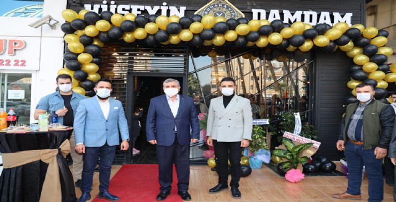 Buhara VİP Kuaför Salonu açıldı