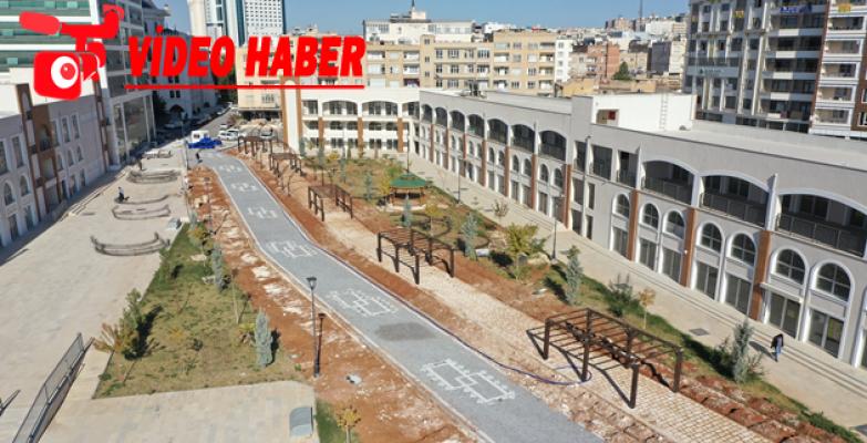 """Büyükşehir'de """"Yeşil Koridor Projesi""""Nde Sona Gelindi"""