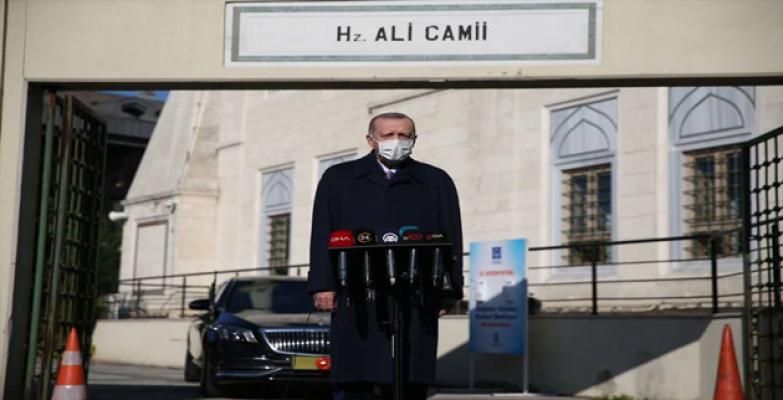 Erdoğan, yeni tedbirlerin alınacağı sinyalini verdi
