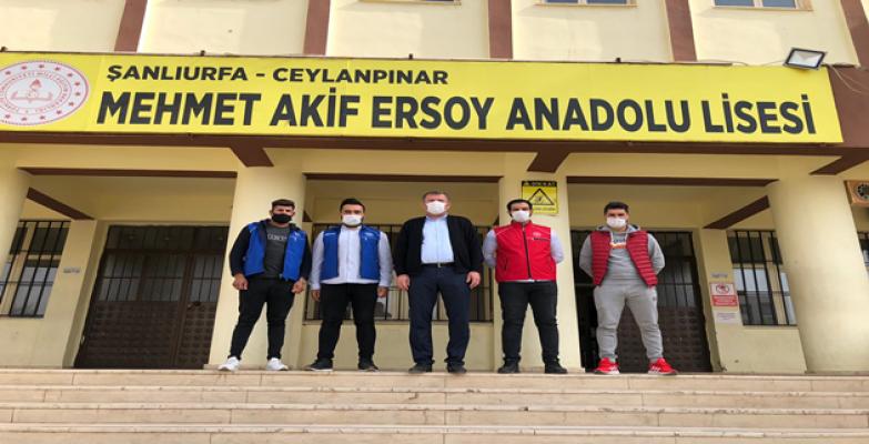 GSİM'den 180 Okula Hayırlı Olsun Ziyareti