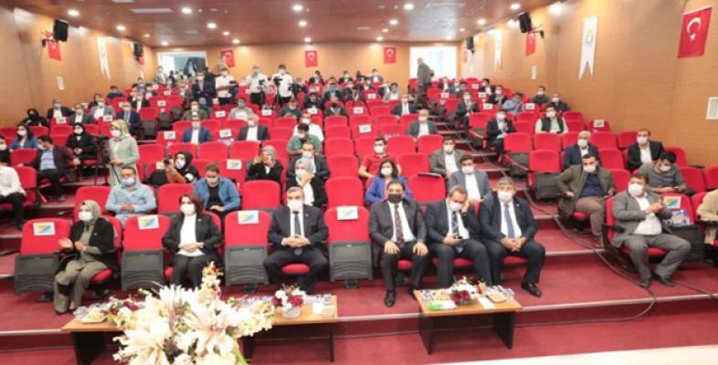 Haliliye'de toplantı gerçekleşiyor: İmar değişikliği gündem de