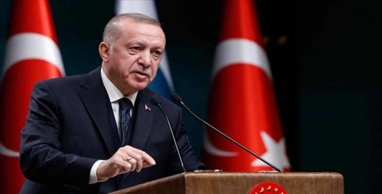 Sert kısıtlamalar geri mi dönüyor? Cumhurbaşkanı Erdoğan, Kabine toplantısı sonrası konuşuyor