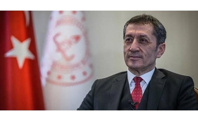 Bakanı Ziya Selçuk'tan son dakika açıklamaları