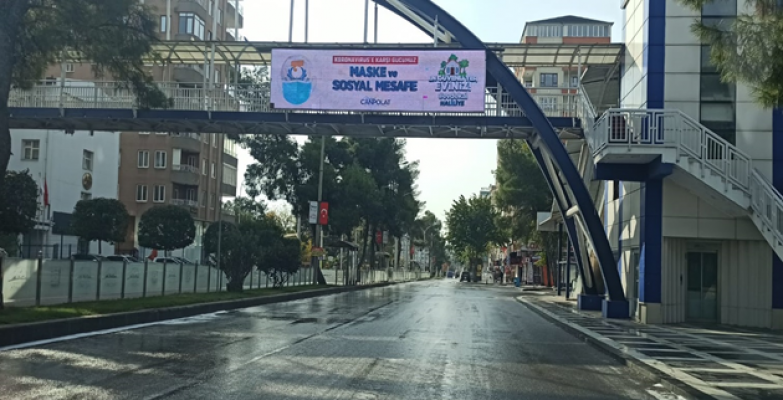 Şanlıurfa'da sokaklar boşaldı!