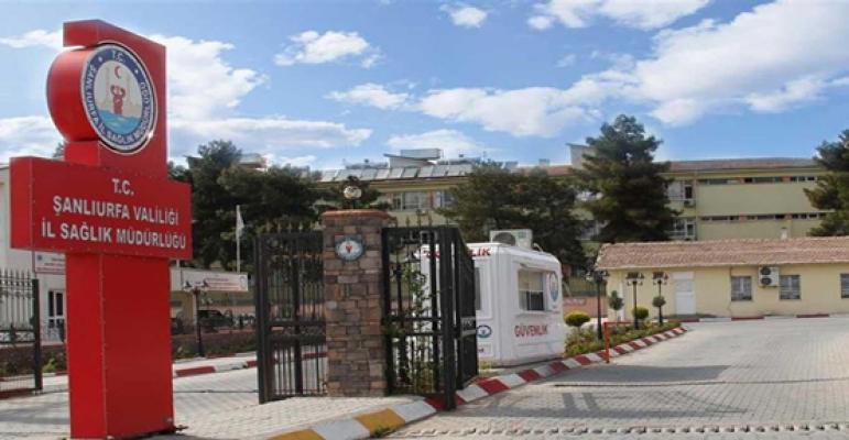 Urfa'daki o hastaneler hakkında açıklama
