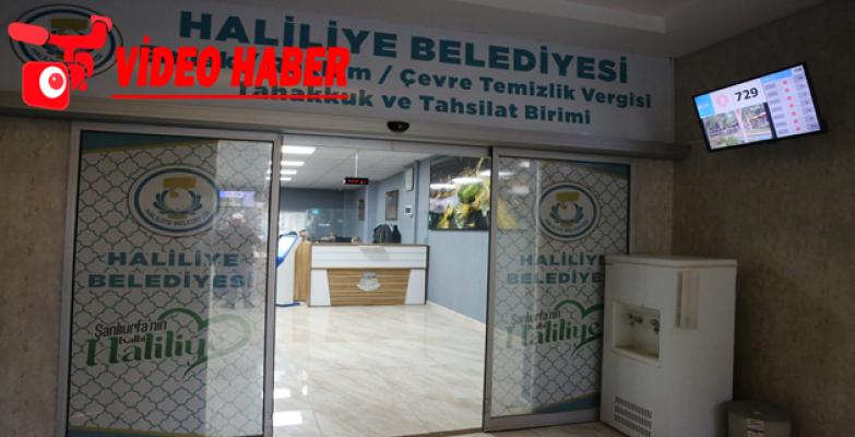 Haliliye belediyesinden hatırlatma: son 5 gün