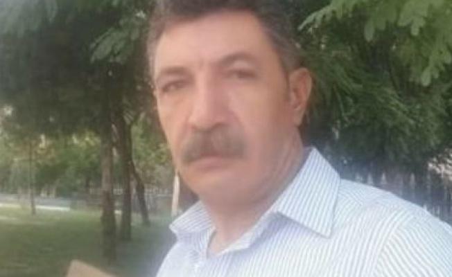 Urfalı müdür hayatını kaybetti