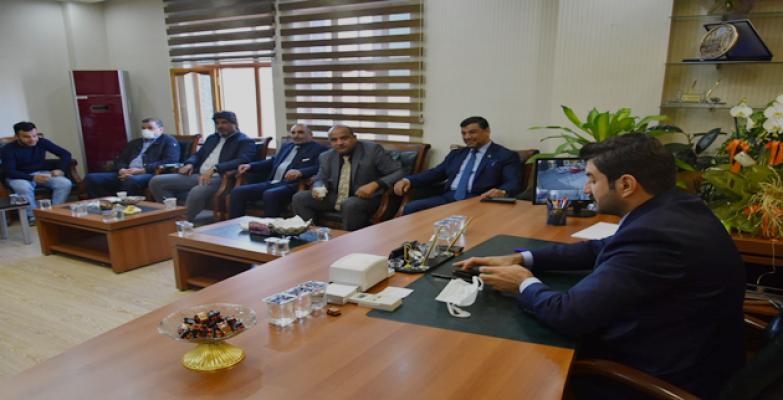 Anavatan'dan AK Parti'ye ziyaret