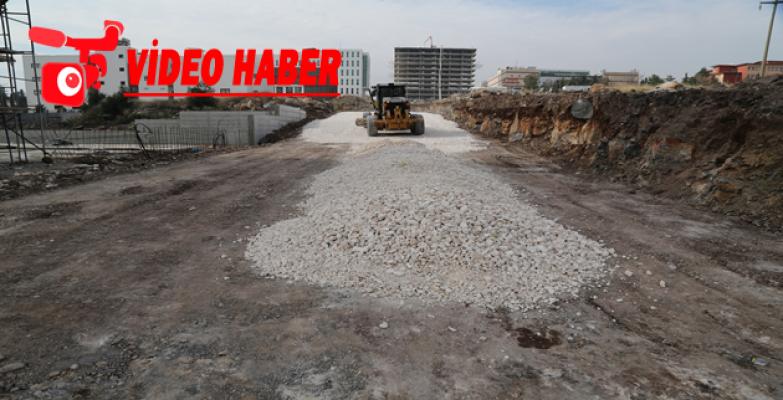 Haliliye belediyesinden 8 mahallede üst yapı çalışması