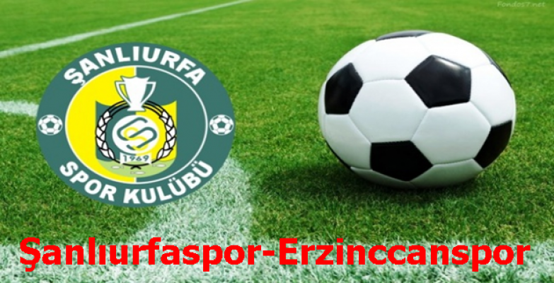Şanlıurfaspor- Erzinccanspor