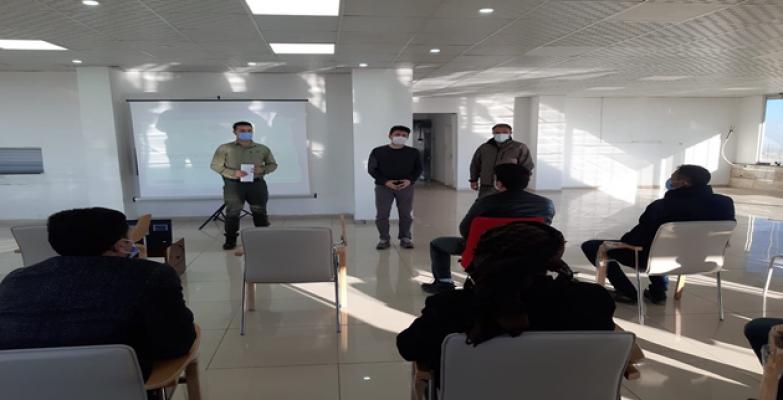 Urfa'da Avcılık kursu başladı