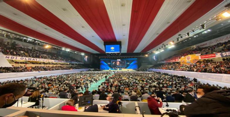 AK Parti'de kongre heyecanı!