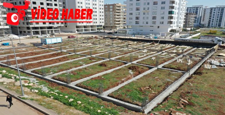 Başkan Canpolat İle Karşıyaka'da projeler bir bir yükseliyor