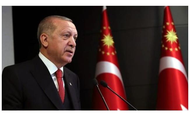 Erdoğan'dan esnafa büyük müjde!