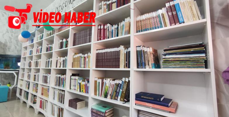 Eyyübiye belediyesi, 8 kütüphanenin toplu açılışını yaptı
