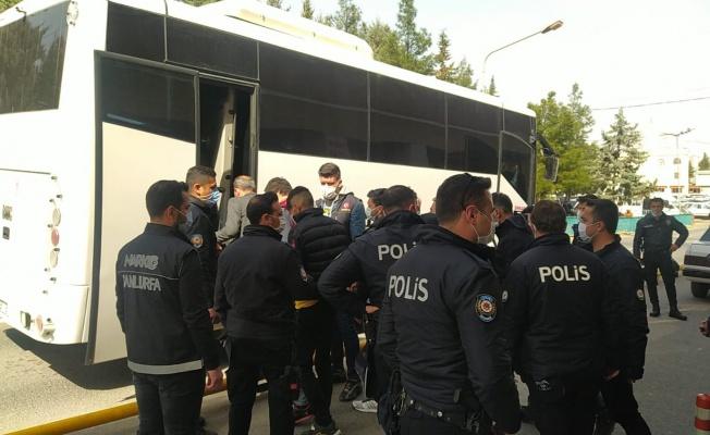 Şanlıurfa'da 19 kişi tutuklandı