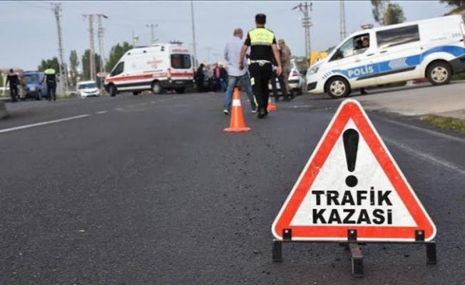 Şanlıurfa'da trafik kazası:
