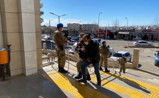 Siverek'te Trafo ve kablo hırsızları yakalandı