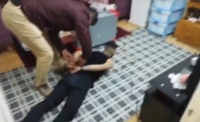 Urfa'nın 2 ilçesinde uyuşturucu operasyonu