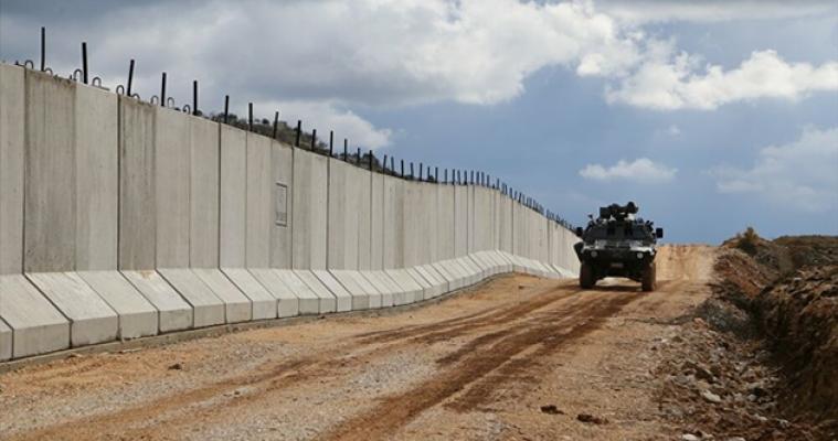Bakanlık açıkladı: Suruç sınırında yakayı ele verdi