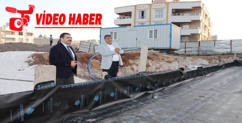 Başkan Canpolat: Ahmet Yesevi mahallemize hayırlı olsun
