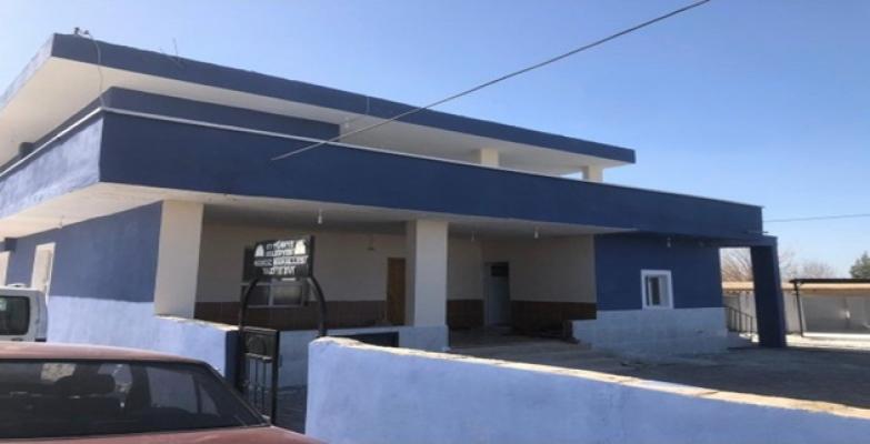 Eyyübiye Belediyesi kırsala yatırımlarına devam ediyor