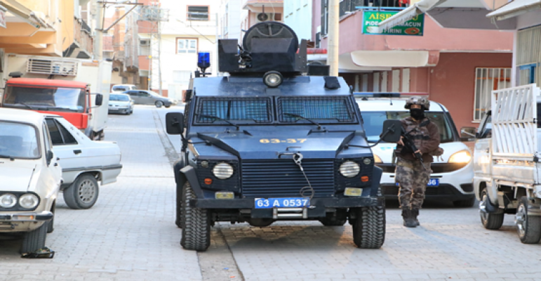 Urfa'da uyuşturucu  operasyonu, 27 gözaltı