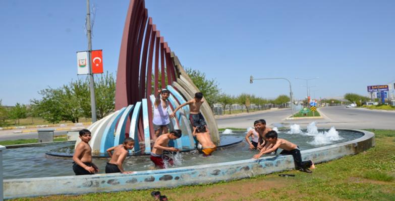Urfa'da her yıl aynı manzara