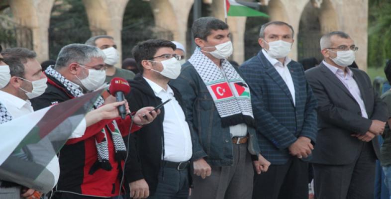 Başkan Atilla İsrail'in sonu çok yakından daha yakındır