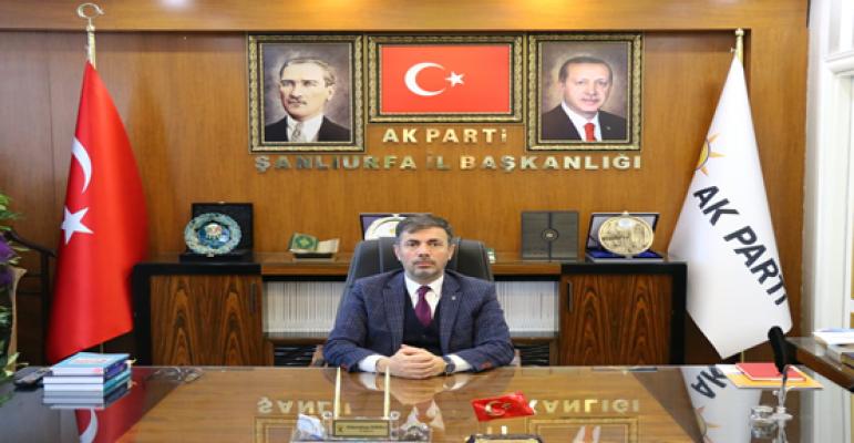 Başkan Kırıkçı'dan Ramazan Bayramı Mesajı