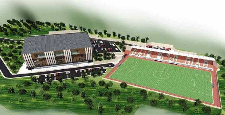 Eyyübiye Cezaevi yerine eğitim ve spor merkezi