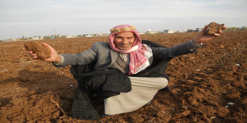 Kuraklık Çiftçiyi vurdu